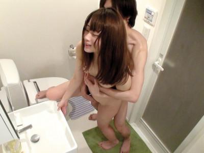 【JD盗撮】『あぁ!イくぅう』貧乳おっぱいのお姉さんを隠し撮りw