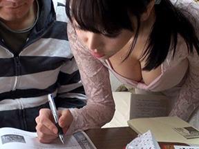 【爆乳JD】家庭教師を強姦!デカチン巨根を生挿入で膣内射精w