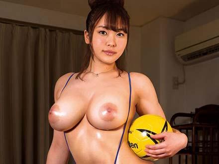 【スポーツ美少女】『セックスはスポーツ!!』爆乳おっぱい美少女がAV女優デビュー超乳セックスw