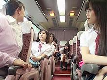 【JK】巨乳や貧乳のロリJK修学旅行企画ww