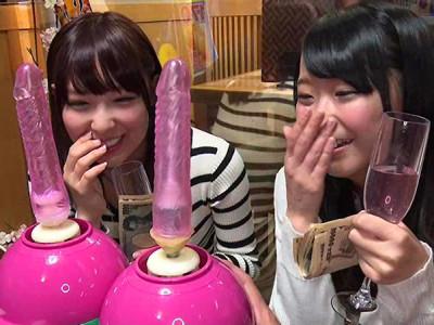 【素人企画】美少女JDお姉さんをナンパして電マの刺激に耐えるゲームに参加w