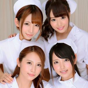 《ナース》看護師の美人お姉さんのご奉仕プレイがたまらんw