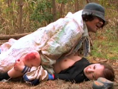 【ヤバイやつ】強い女をきもいおやじがレイプするヤバイやつ