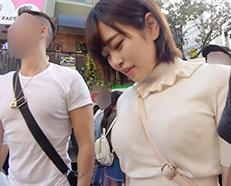《上京田舎娘デビュー》『東京って人がいっぱいですね…』ムッツリどスケベなロリ美少女が露出プレイや周知プレイで痙攣アクメw