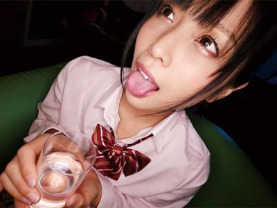 【美少女JKキメセク】『なんかエッチしたくなっちゃった…』美少女な女子高生お姉さんが媚薬で発情!制服着衣でキメセクww